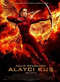 The Hunger Games: Mockingjay – Part 2 2015 DVDRip XviD AC3 Türkçe Altyazı – Tek Link