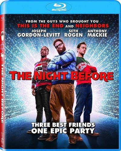 Çılgın Bir Gece - The Night Before 2015 ( BluRay 720p - 1080p ) DuaL TR-ENG