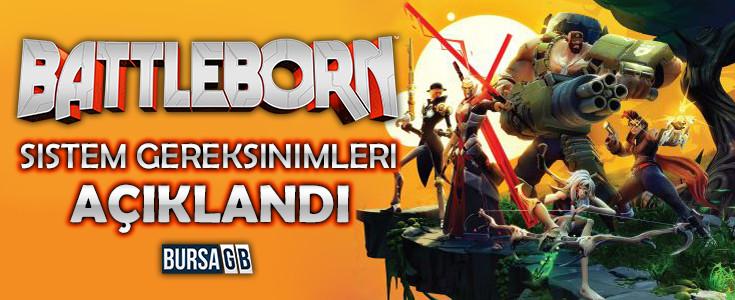 Battleborn'un Sistem Gereksinimleri Açiklandi!