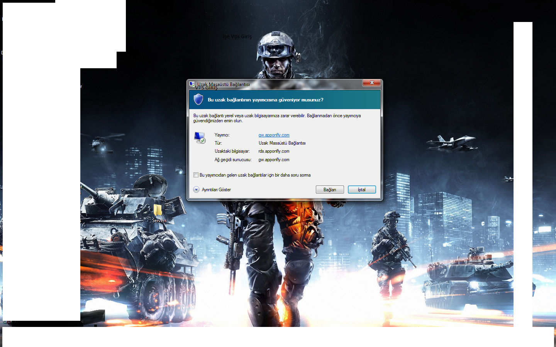 Ücretsiz Gerçek Windows VPS 30 Gün - Turkhackteam org/net - Ethical