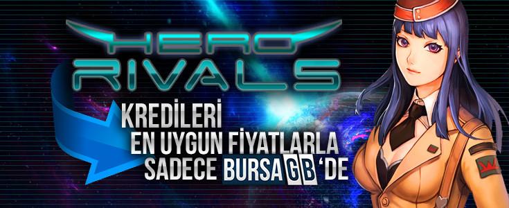 HeroRivals Kredileri BursaGB 'de