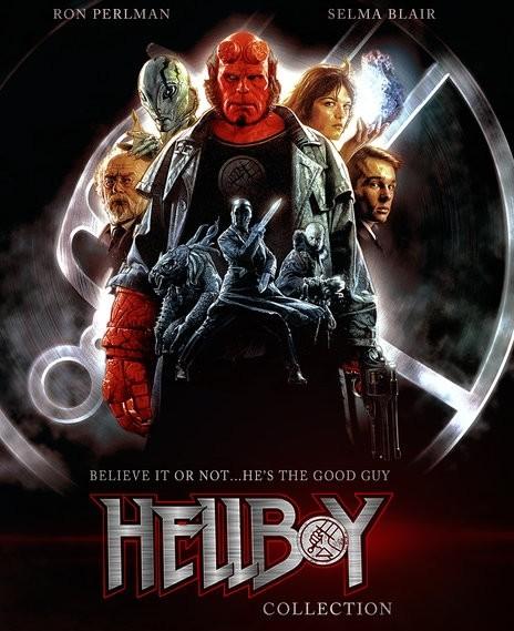 Hellboy Serisi 2 Film (m720p m1080p BluRay Boxset) - türkçe dublaj film indir