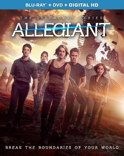 Uyumsuz Serisi: Yandaş Bölüm 1 - Allegiant | 2016 | BluRay | DuaL TR-EN - Film indir