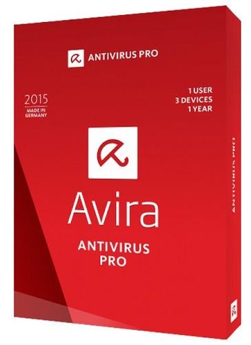 Avira Antivirus Pro 15.0.34.27
