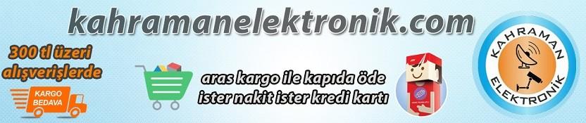 kahraman elektronik