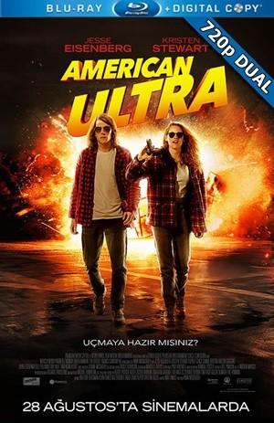 American Ultra | 2015 | BluRay 720p x264 | DuaL TR-EN