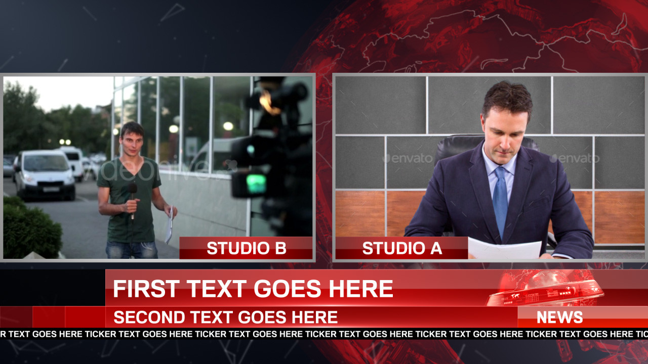broadcast design news package by modefx videohive