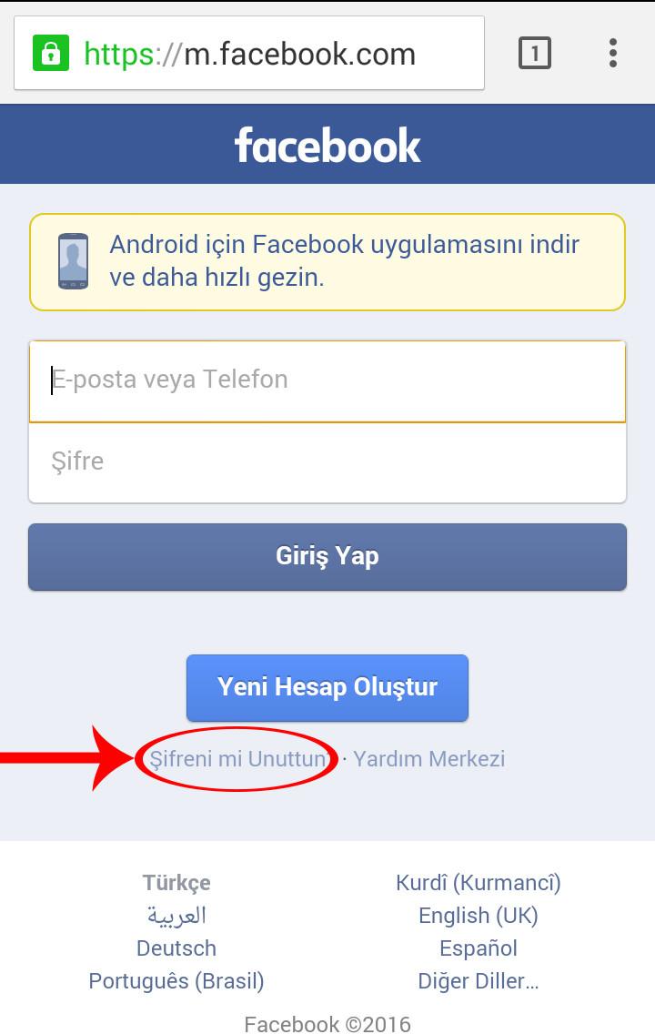 Facebook Hesap Hackleme Yöntemleri | yardımOloji
