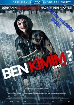 Ben Kimim? - Who Am I | 2014 | m1080p Mkv | DuaL TR-EN - Tek Link