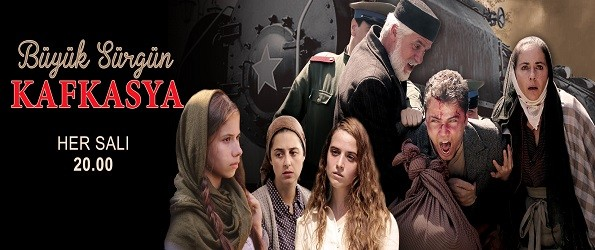 Büyük Sürgün Kafkasya  HDTV x264 – 1080p Güncel Tüm Bölümler – Tek Link indir