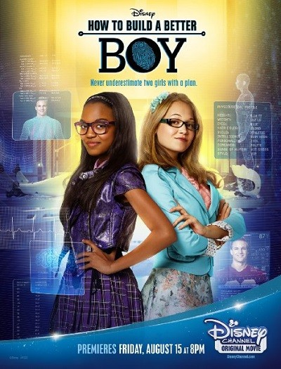 Robot Sevgilim – How To Build A Better Boy | 2015 | TR | WEB-DL | XviD