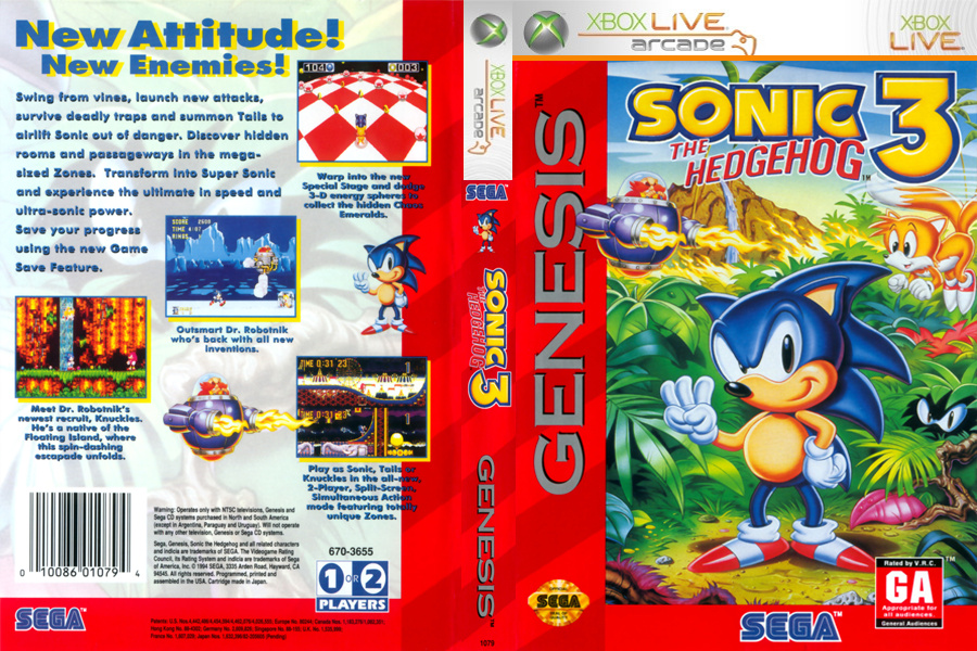 Sonic The Hedgehog 3 Xbox 360 Xbla Aurora Hile Trainer Indir Jtag Rgh Pc Ps3 Ps4 Psp Psvita Nintendo Switch Xbox360 Full Oyun Indirme Sitesi