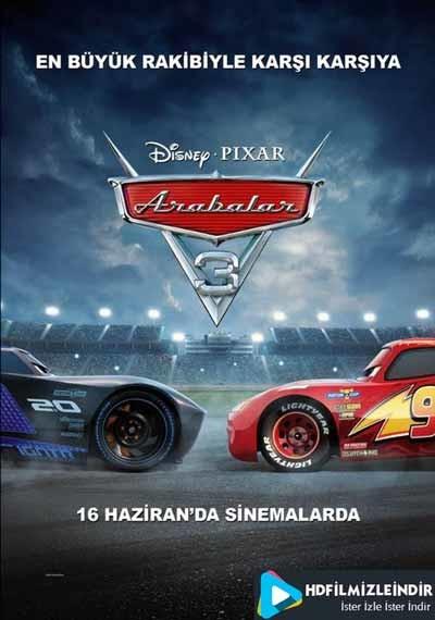 Arabalar 3 - Cars 3 (2017) İzle İndir Full HD Türkçe Dublaj + Dual