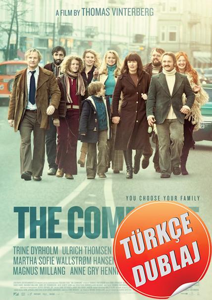 Komün - Kollektivet 2016 (BRRip) Türkçe Dublaj Film İndir