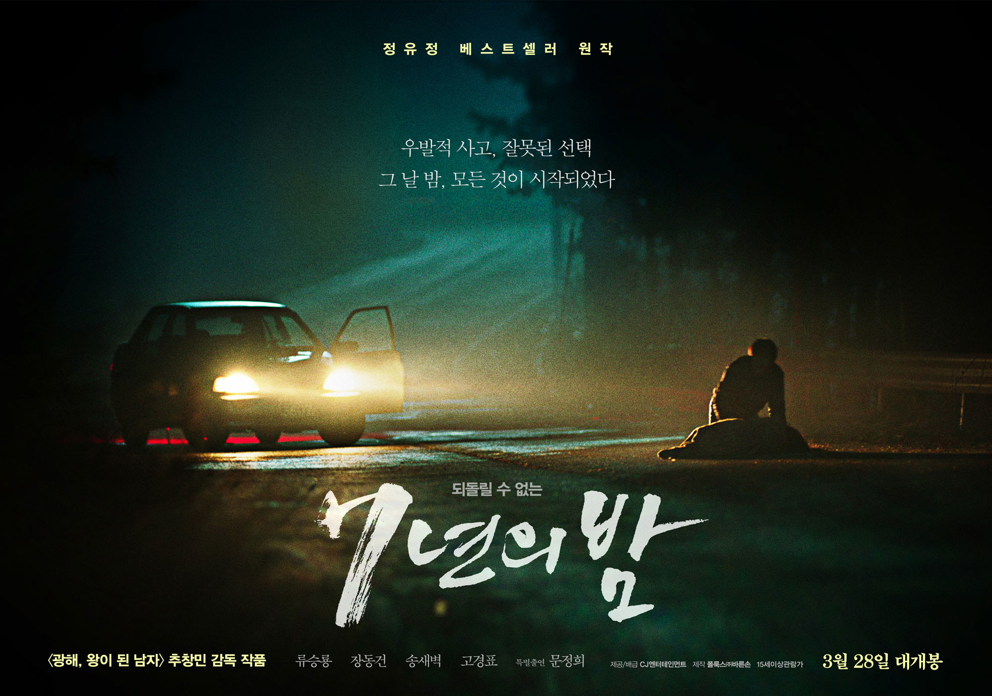 Night of 7 Years / Güney Kore / 2018 /// Film Tanıtımı