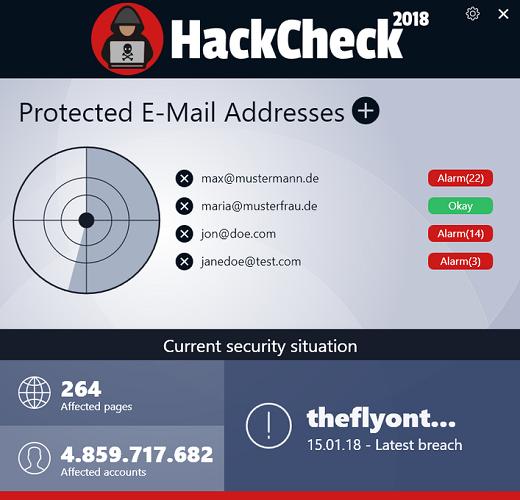 Abelssoft HackCheck 2018 Full