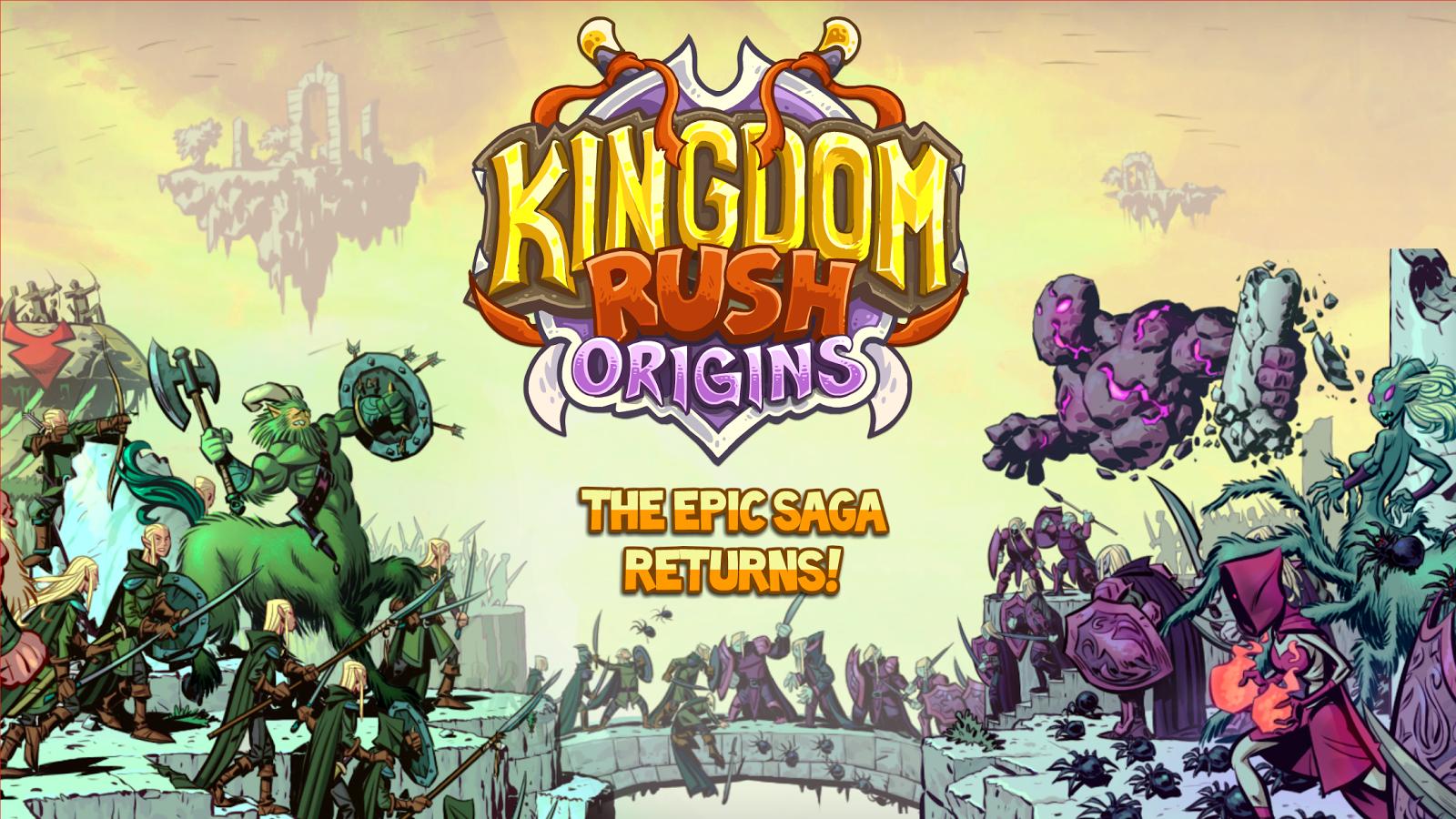 Kingdom Rush Origins Apk İndir
