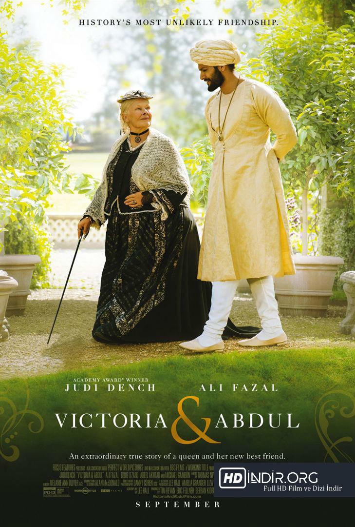 Victoria ve Abdul (2017) Türkçe Dublaj HD Film indir