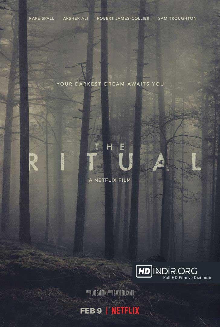 The Ritual İndir (2017) Türkçe Dublaj Full HD