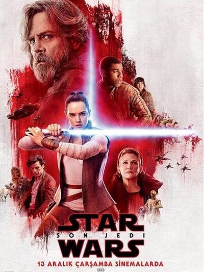 Star Wars: Son Jedi – Star Wars: The Last Jedi 2017 Türkçe Altyazı indir