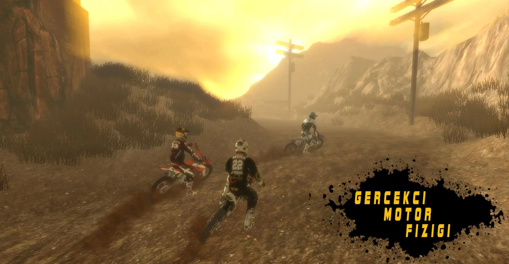 Motocross Offroad: Multiplayer Android