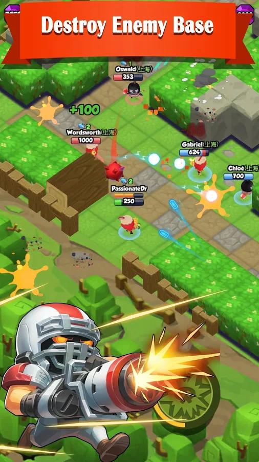 Wild Clash - Online Battle Android Oyun