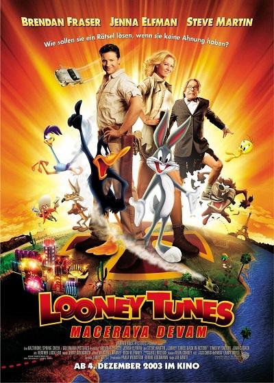 Looney Tunes: Maceraya Devam 2003  m720p BluRay x264 Türkçe Dublaj - Tek Link İndir
