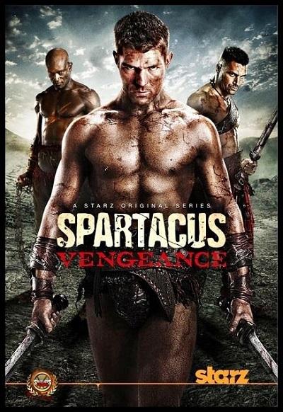Spartaküs: İntikam - Spartacus: Vengeance 2. Sezon Tüm Bölümler ( 720P HDTV ) Dual TR-ENG Tek Link İndir