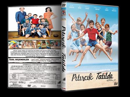 Pıtırcık Tatilde – Les vacances du petit Nicolas 2014 DVD-9 DuaL TR-EN – Tek Link