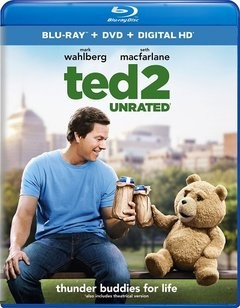 Ayı Teddy 2 - Ted 2 2015 BluRay 720p DuaL TR-ENG