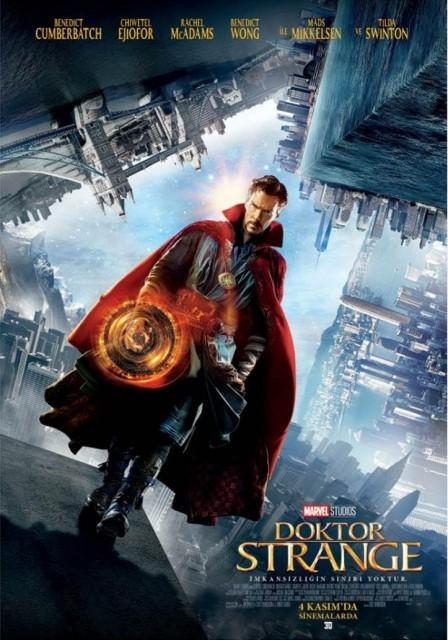 Doktor Strange Türkçe Dublaj izle – Tek Parça