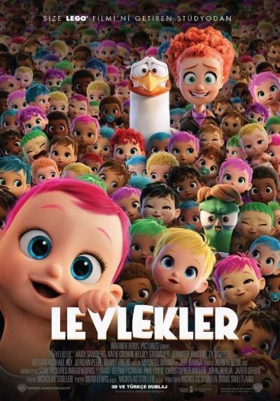 Leylekler - Storks (2016) türkçe dublaj animasyon indir