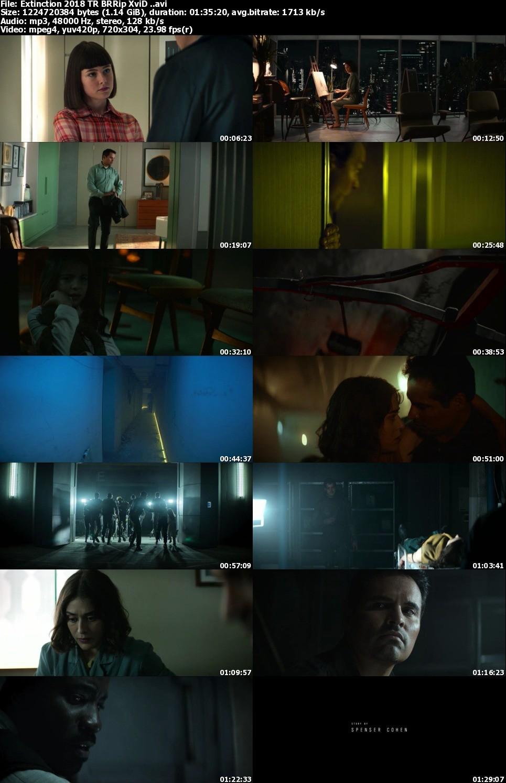 Tükeniş - 2018 - BRRip - Türkçe Dublaj Film indir