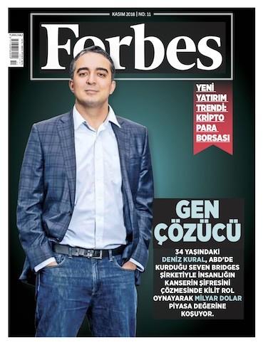 Forbes Kasım 2018