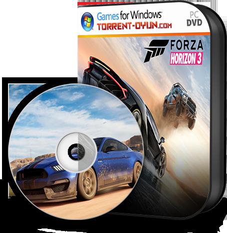 Forza Horizon 3 [CODEX] FULL | Torrent İndir | Hızlı İndir