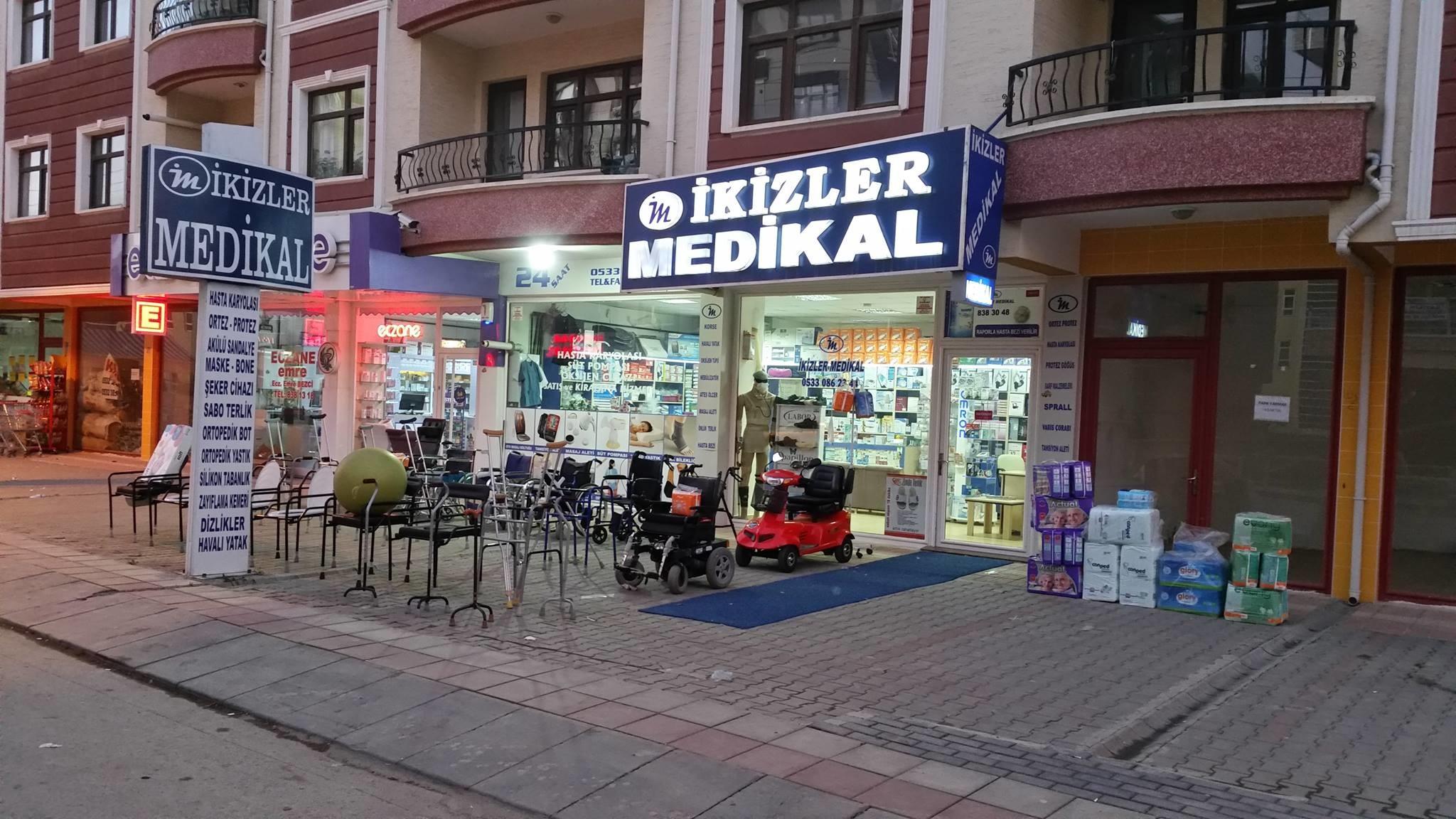 Ankara'da 'İkizler Medikal'