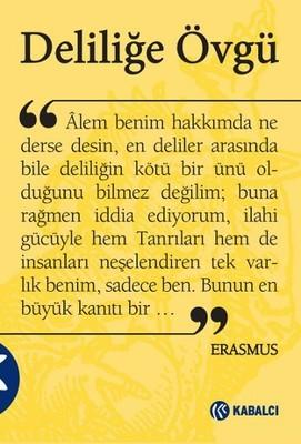 Erasmus Deliliğe Övgü Pdf