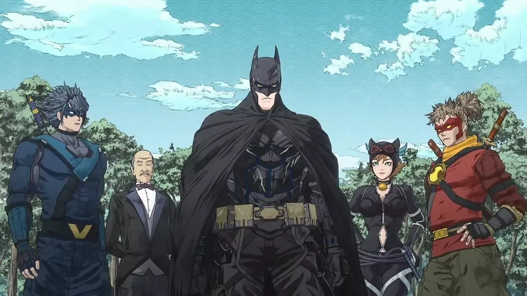 Batman Ninja TR Dublaj Film indir Ekran Görüntüsü 1