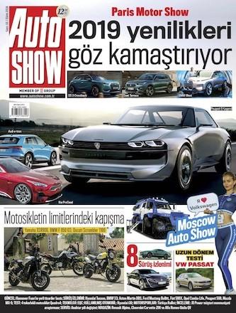 Auto Show Ekim 2018