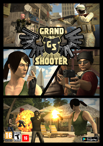 Grand Shooter: 3D Gun Game v2.2 Mod Money
