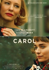 Carol 2015 BRRip XviD Türkçe Dublaj – Tek Link