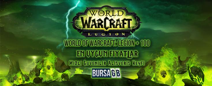 World of Warcraft Legion Ön Yamasında Gelen Yenilikler