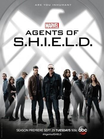 Shield of torrent agents 1 marvel season Marvel's Agents
