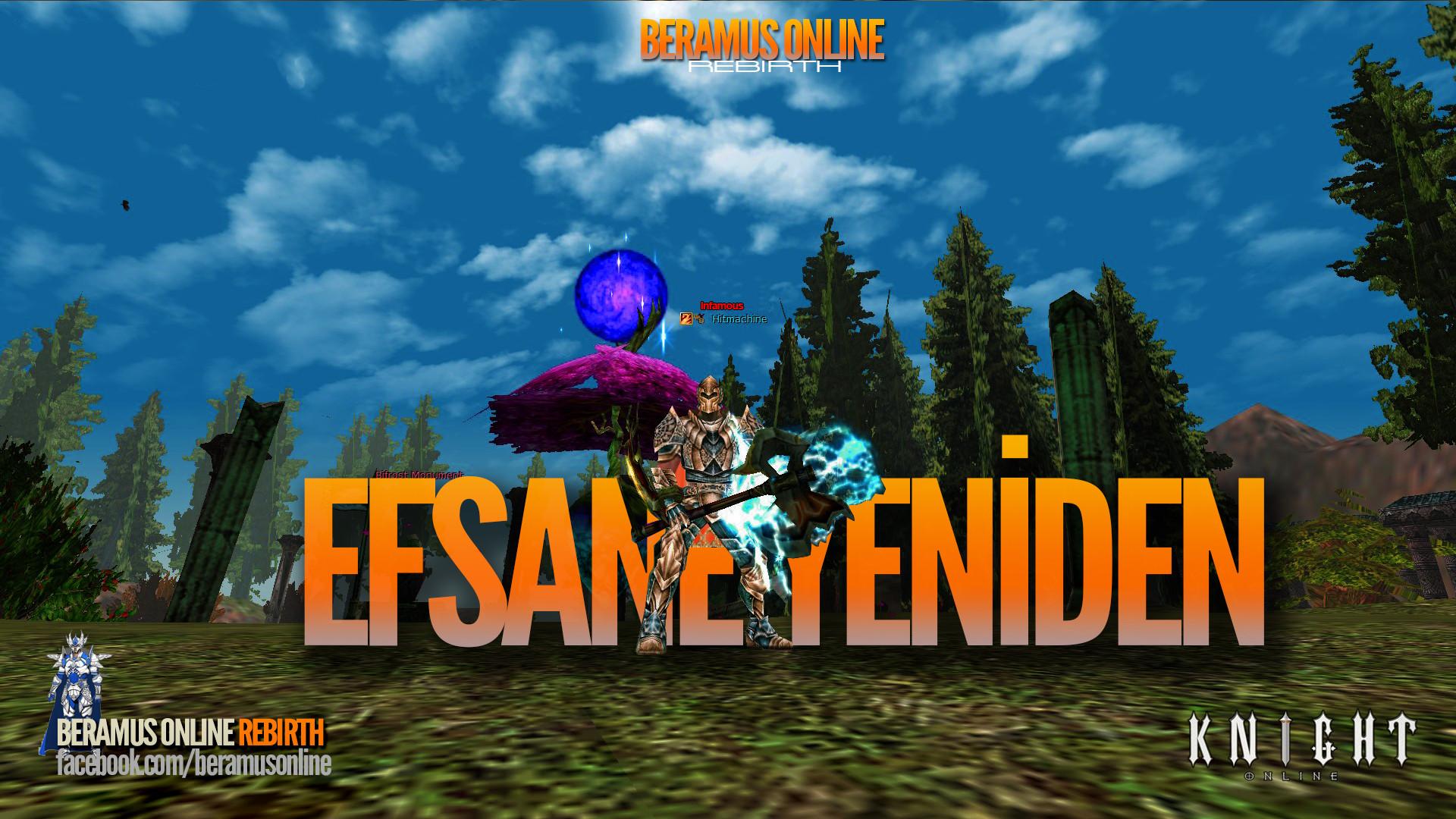 BERAMUS ONLINE REBiRTH-EFSANE YEN�DEN- v1453 FiREDRAKE