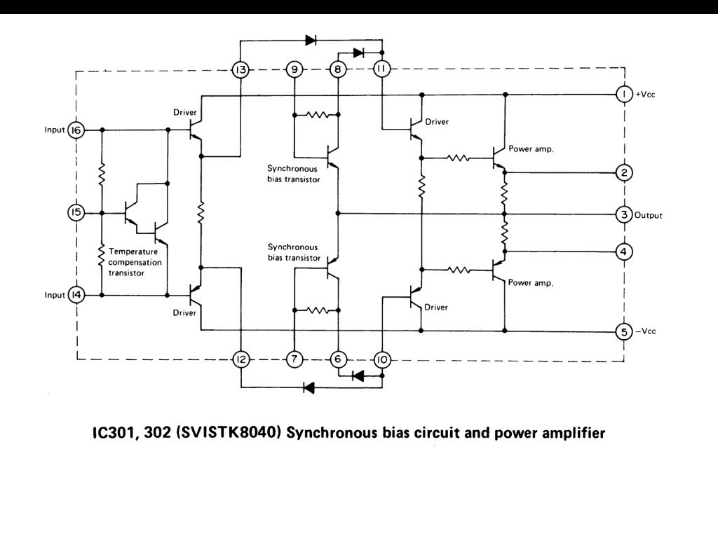Technics Su V2a Power Ic Stk 8040 8050 Compatible Audiokarma Audio Circuit Diagram