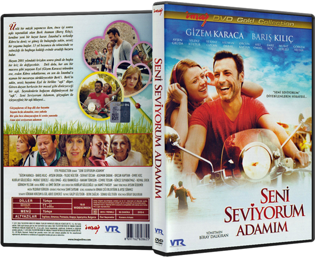 Seni Seviyorum Adamım 2014 DVD-5 Yerli Film – Tek Link indir