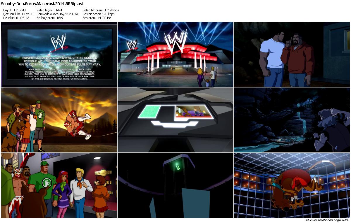 Scooby Doo.gures.macerasi.2014.brrip Preview