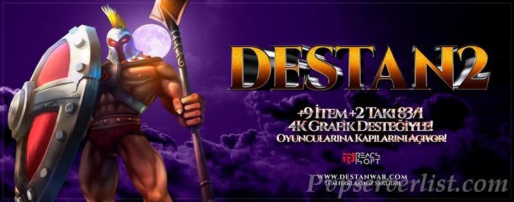Destan War – Pk Server