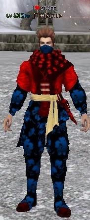Yeni Şaman Kostümü