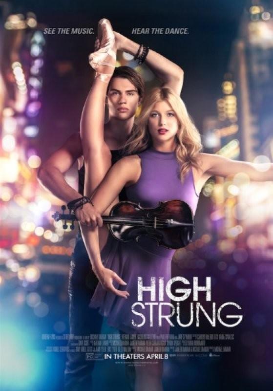 Dans, Ritim ve Rüyalar | High Strung | 2016 | BRRip XviD | Türkçe Dublaj